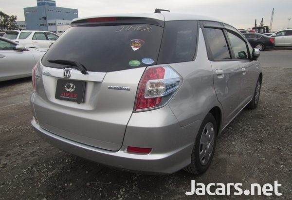 Honda Fit Shuttle 1,3L 2014