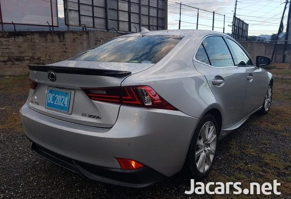 Lexus IS 2,5L 2013
