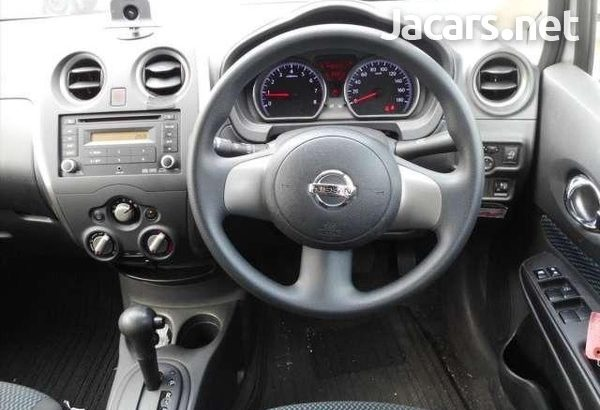Nissan Note 1,3L 2013