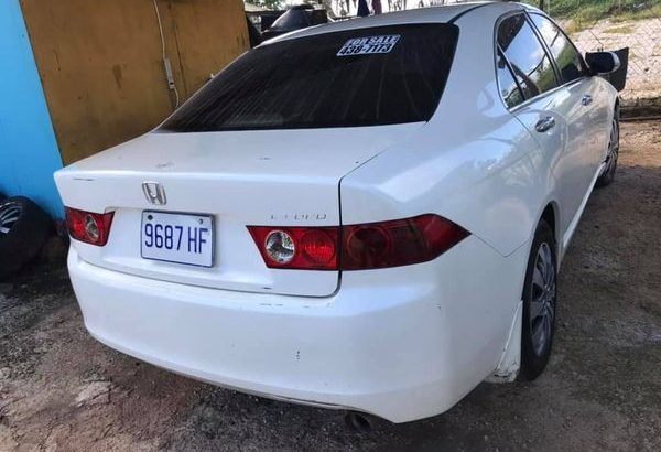 2004 honda cl7 well clean buy an drive calls only