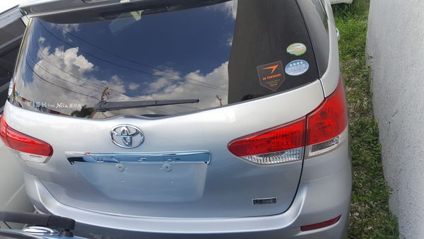 2011 Toyota Wish For Sale Today Call #4951290