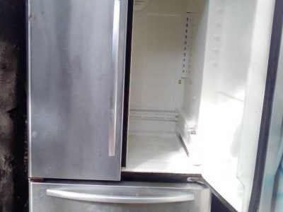 fridge for sale fully working no fault clean wah gas only 2door 28000