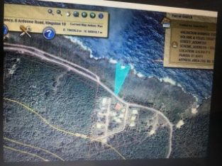 RESIDENTIAL LOT FOR SALE IN GALINA, ST. MARY, JAMAICA
