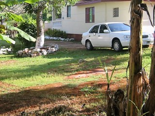 3 BED 1 BATH RESIDENTIAL LOT FOR SALE IN MANDEVILLE OLD ENGLAND, MANCHESTER, JAMAICA