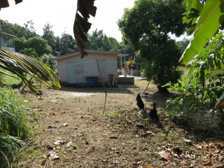 2 BED 1 BATH HOUSE FOR SALE IN PITFOUR, ST. JAMES, JAMAICA UNDER CONTRACT