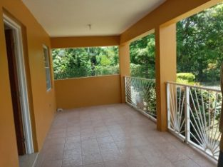 2 BED 1 BATH HOUSE FOR RENT IN DISCOVERY BAY, ST. ANN, JAMAICA