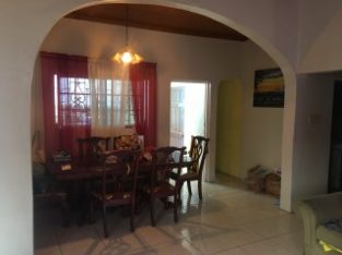 5 BED 3 BATH HOUSE FOR SALE IN WASHINGTON BOULEVARD, KINGSTON / ST. ANDREW, JAMAICA