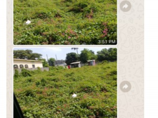 RESIDENTIAL LOT FOR SALE IN SPANISH TOWN, ST. CATHERINE, JAMAICA