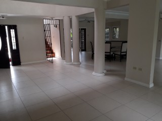 4 BED 4.5 BATH HOUSE FOR RENT IN NORBROOK, KINGSTON / ST. ANDREW, JAMAICA