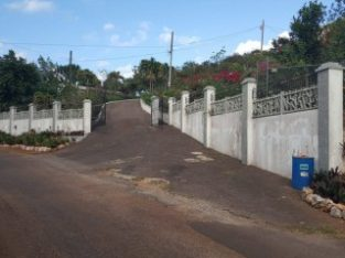 5 BED 5 BATH HOUSE FOR SALE IN WIND HILL WIGTON, MANCHESTER, JAMAICA