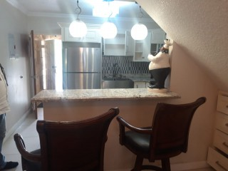 2 BED 3 BATH APARTMENT FOR RENT IN NEW KINGSTON, KINGSTON / ST. ANDREW, JAMAICA