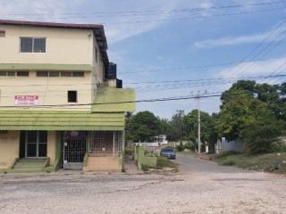 COMMERCIAL BUILDING FOR SALE IN GREENDALE, ST. CATHERINE, JAMAICA