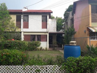 2 BED 1 BATH TOWNHOUSE FOR SALE IN LOT 260 WINNONA DRIVE, ST. CATHERINE, JAMAICA