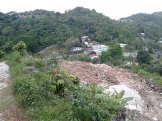 RESIDENTIAL LOT FOR SALE IN HALIFAX, MANCHESTER, JAMAICA