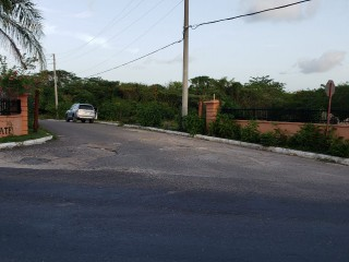 RESIDENTIAL LOT FOR SALE IN CHANDLERS ESTATE, CLARENDON, JAMAICA