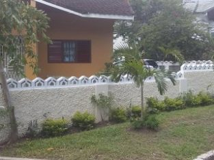 3 BED 1 BATH FLAT FOR RENT IN CHERRY GARDENS, KINGSTON / ST. ANDREW, JAMAICA
