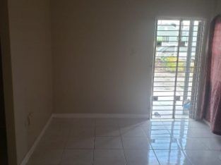 2 BED 1 BATH HOUSE FOR RENT IN OLD HARBOR ROAD JACARANDA HOMES, ST. CATHERINE, JAMAICA