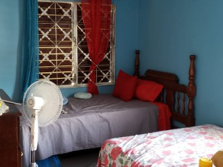 2 BED 1 BATH TOWNHOUSE FOR SALE IN ENSOM GREEN, ST. CATHERINE, JAMAICA UNDER OFFER