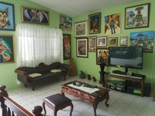 5 BED 4 BATH HOUSE FOR SALE IN KINGSTON 8, KINGSTON / ST. ANDREW, JAMAICA