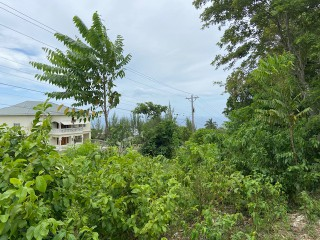 RESIDENTIAL LOT FOR SALE IN RUNAWAY BAY, ST. ANN, JAMAICA