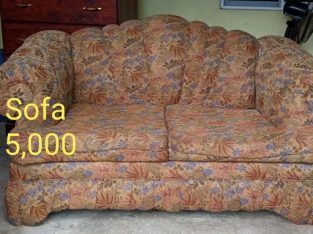 Selling Single Sofa In St. James. Delivery Is Available In St. James