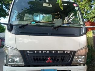 2009 Mitsubishi canter 3way Tipper