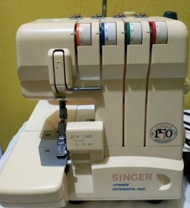 Sewing Machine ( Singer Serger Differential Feed)