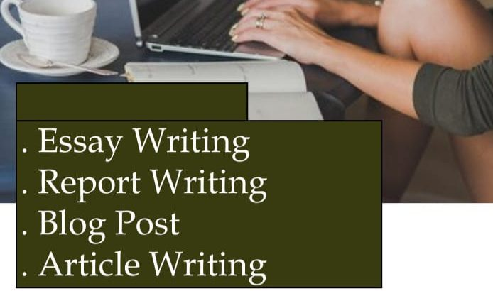 Professional and original essay, report and article writing on any topic.