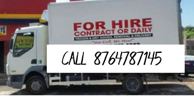 Removal Truck Service Delivery Your Household Low