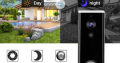 WiFi Doorbell Alarm System Intelligent Wireless