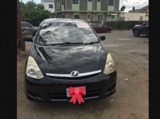 2008 Toyota Wish for $750,000