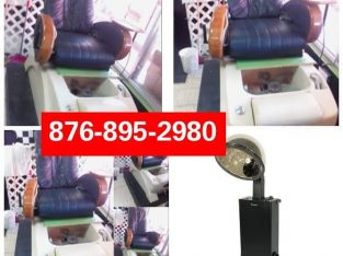 Foot Spa And Hair Dryer For Sale