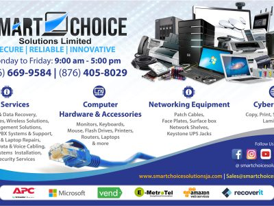 Smart Choice Solutions Limited