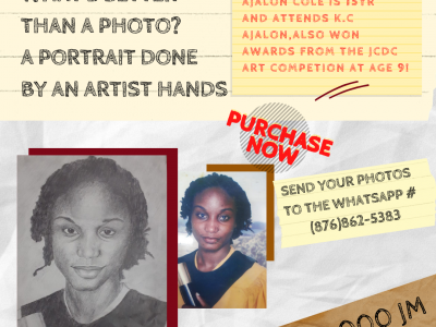 Artist that will draw your photos