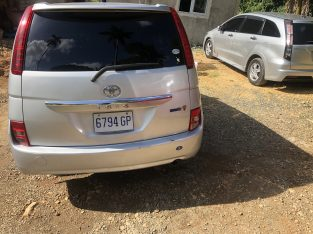 Toyota Isis 2008 Price: 650k Very Negotiable Fault: Transmission Slipping but still driving New Engine Double Din Radio Ac Work Car drive very firm